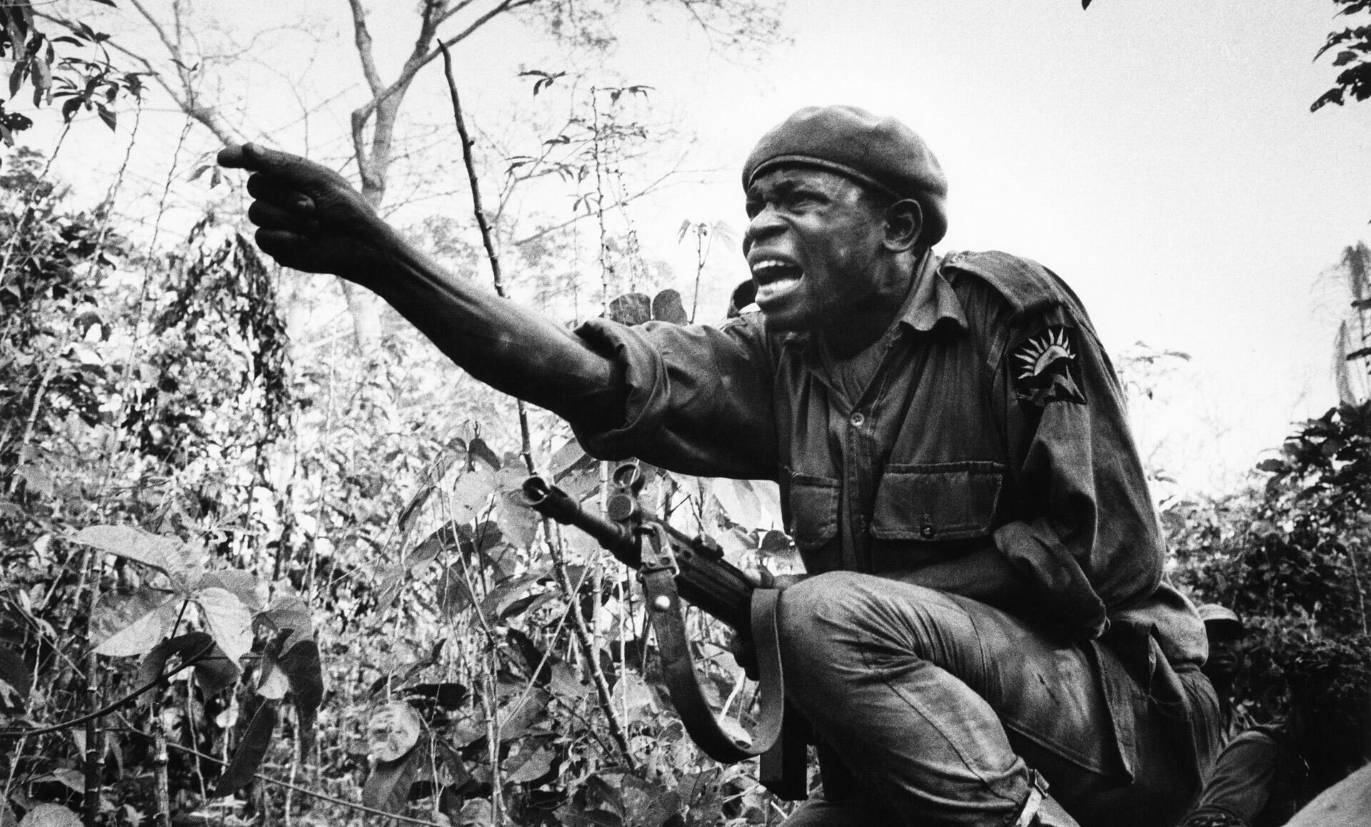 GettyImages-97366173 Nigeria guerre du Biafra