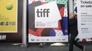 L'affiche du TIFF.