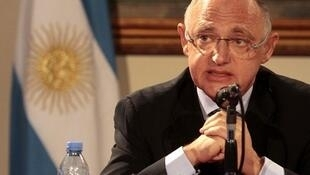 """هکتور تیمرمن"""" وزیر امور خارجه آرژانتین"""