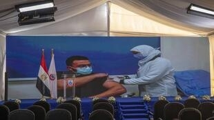 egypte-campagne-vaccination-covid-19
