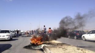 Rikicin kasar Libya