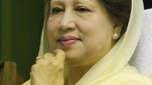 Khaleda Zia, kiongozi mkuu wa upinzani nchini Bangladesh