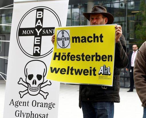 德國製藥巨頭拜耳將與美國種子專業公司孟山都合並