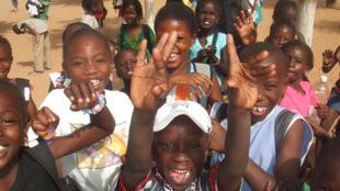 Avec la rentrée, les enfants sénégalais vont retrouver le chemin de l'école.