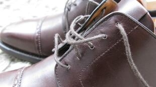Chaussures «made in France».