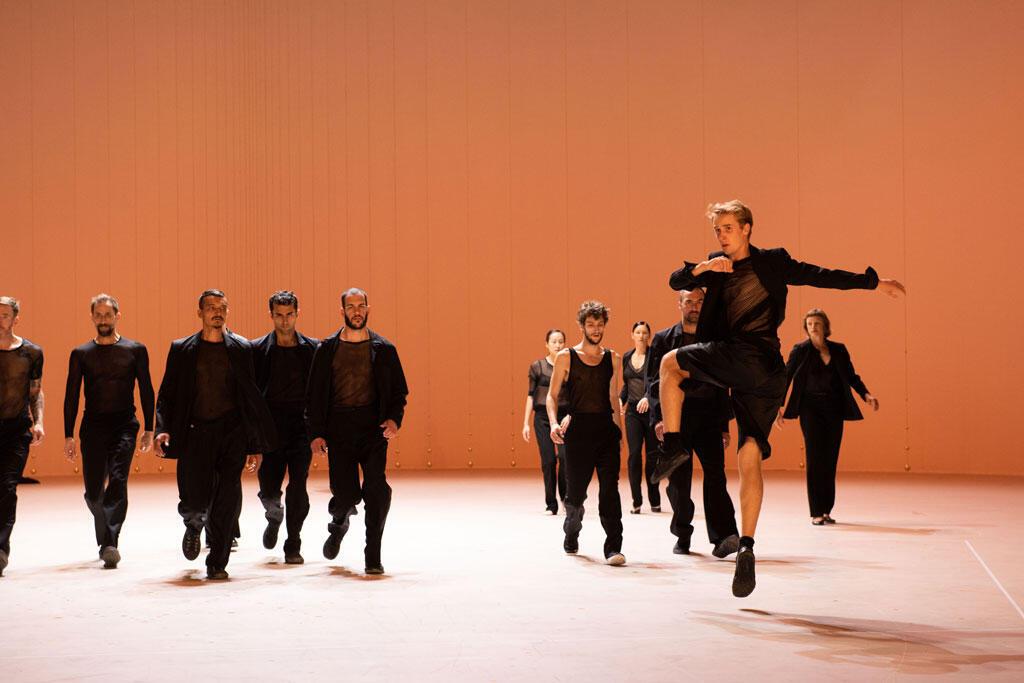 La compagnie Rosas d'Anne Teresa De Keersmaeker de retour à l'Opera.