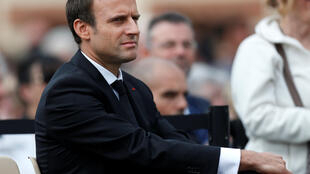 Emmanuel Macron, shugaban Faransa