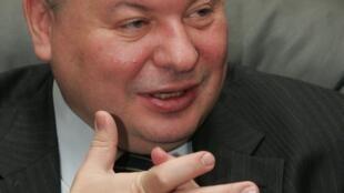 Egor Gaïdar, le 27 février 2006.