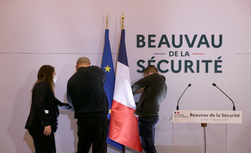 beauvau securite gendarme police france