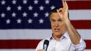 លោក Mitt Romney ជាអ្នកសាធារណរដ្ឋដែលពុំមាននិន្នាការអភិរក្សនិយមខ្លាំង