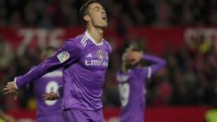 Sevilla ta doke Real Madrid ci 2-1 a La liga