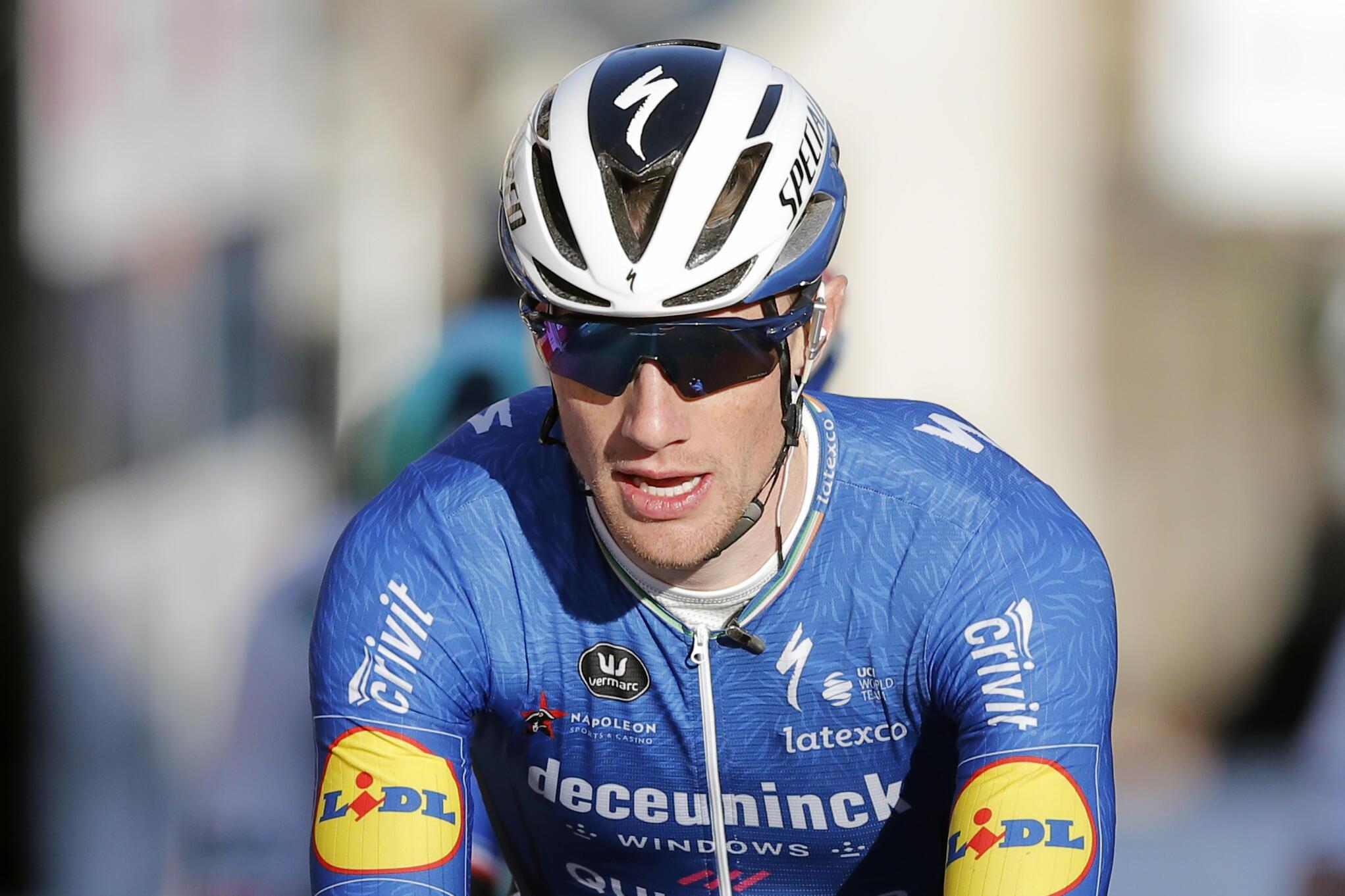 PHOTO Cyclisme Sam Bennett - 7 mars 2021