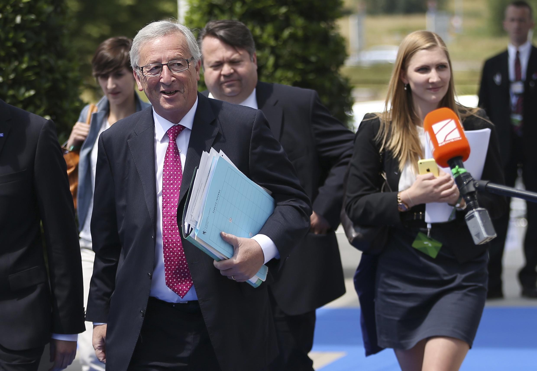 Sabon Shugaban hukumar taraiyyar Turai, Jean-Claude Juncker