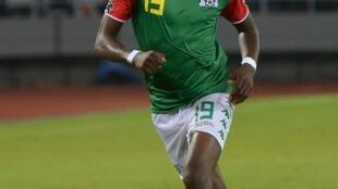 Le Burkinabè Bertrand Traoré.