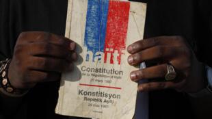 La constitution d'Haïti de 1987