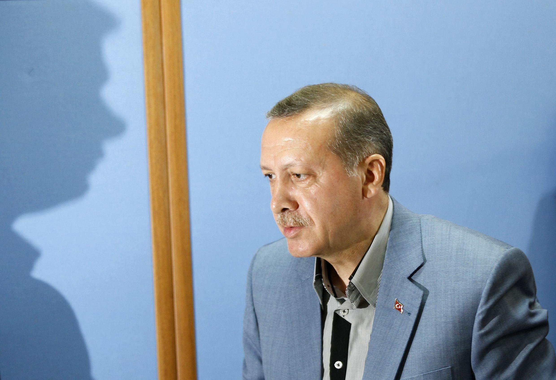 PM Turkiya Tayyip Erdogan