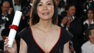 Naomi Kawase, đạo diễn Châu Á duy nhất đi tranh Cành cọ vàng 2014 - Reuters