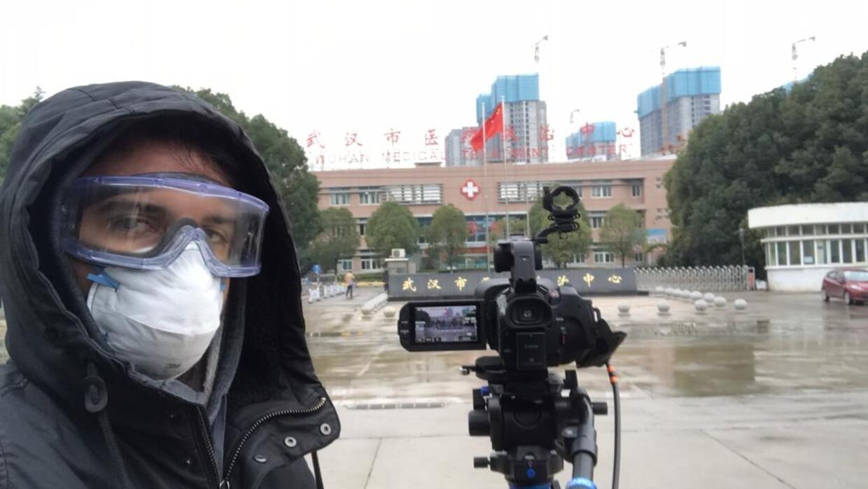 Exclusivo: entrevista con periodista en cuarentena por coronavirus