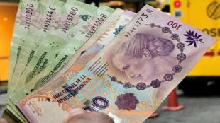 Le texte voté par le Congrès argentin prévoit notamment le gel des tarifs des services publics pendant six mois, des aides versées aux familles les plus modestes et la taxation à hauteur de 30 % de l'achat de devises étrangères.