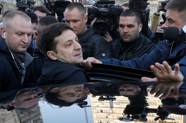 Владимир Зеленский избран президентом Украины на следующие 5 лет