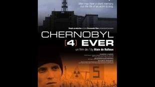 Couverture du coffret DVD «Tchernobyl for ever».