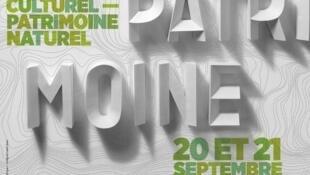 Os dias do Patrimônio acontecem pela 31ª vez aqui na França neste fim de semana do 20 e 21 de setembro.