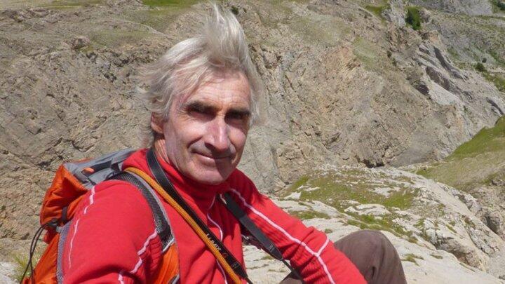 Hervé Gourdel, guide de haute montagne niçois enlevé dans la région de Tizi Ouzou, en Algérie et tué par l'OEI.