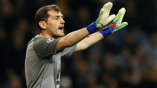 Iker Casillas joined Porto after 16 successful years as Real Madrid's first choice goalkeeper.