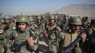 L'armée nationale afghane (photo d'illustration).