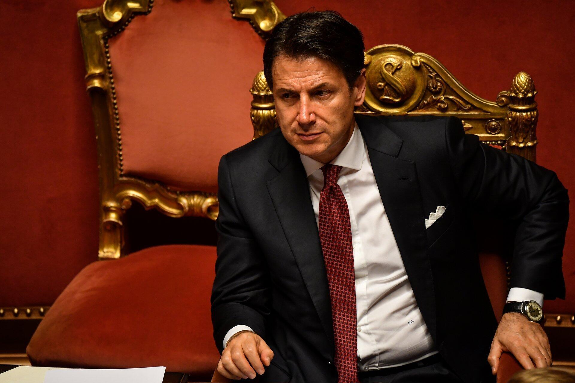 Thủ tướng Ý Giuseppe Conte lại được giao trách nhiệm thành lập chính phủ mới.
