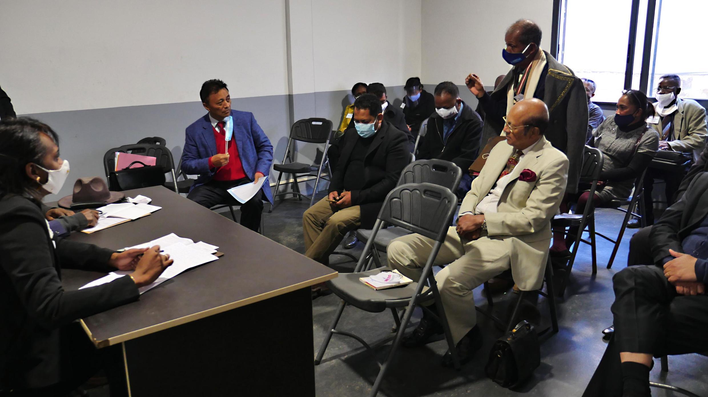 Ce 10 août 2020, les chefs de partis réunis au sein du RMDM, la plateforme de l'opposition et leurs membres sont sortis de leur mutisme lors des assises de l'opposition.