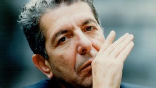 Leonard Cohen, Toronto, Canada, 1993.
