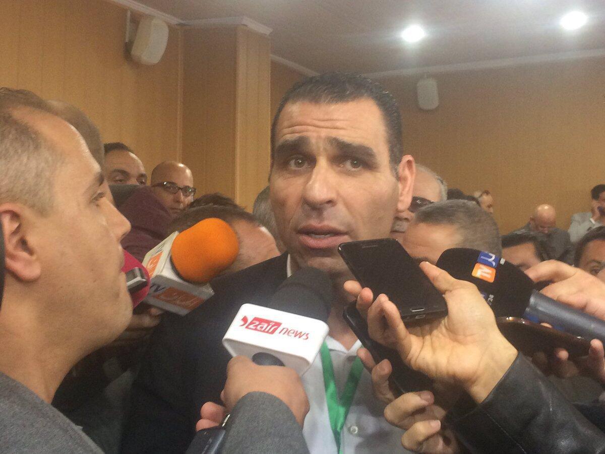 Rais mpya wa Shirikisho la soka nchini Algeria Kheireddine Zetchi