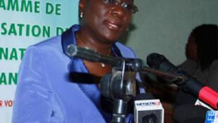 Professeur Dorothée Gazard, ex-ministre de la Santé du Bénin.