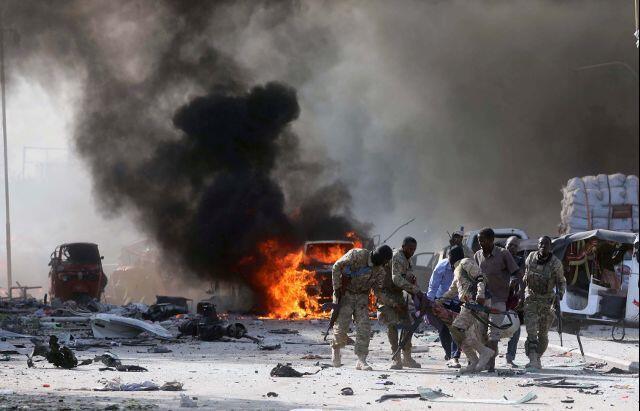 Kungiyar al Shebaab ta dauki alhakin kaddamar da farmakin da ya lakume rayuka 6 a Somalia
