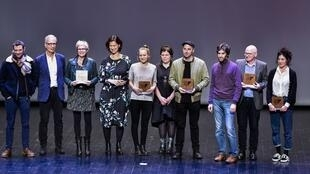 Fipadoc 2019 awards recipients, 26 January 2019, Biarritz