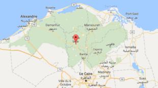 Город Танта, административный центр провинции Эль-Гарбийя, находится в дельте Нила