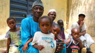A Maïduguri, au nord-est du Nigeria,  tous ici sont des survivants de la violence et de l'horreur de Boko Haram.