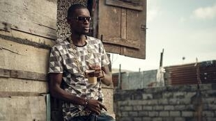 L'artiste congolais Sosey.