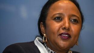 Waziri wa Mambo ya nje wa Kenya Amina Mohammed