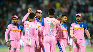 The Rajasthan Royals will wear the company's logo on their shirts in the upcoming IPL season