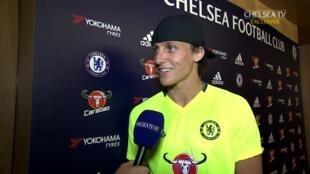 Chelsea ta sake karbo David Luiz daga PSG