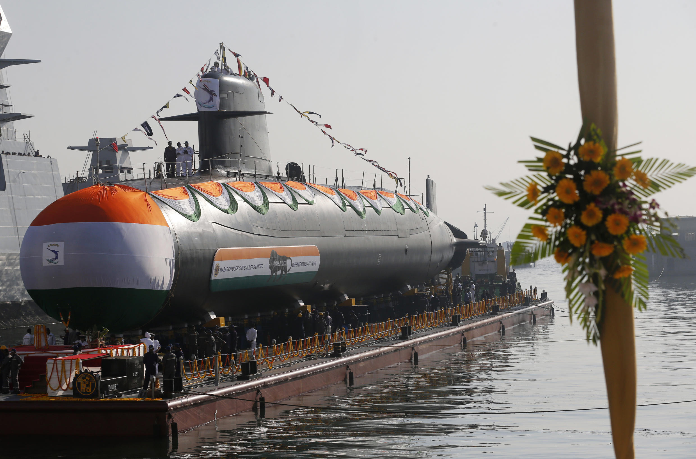 Naval Group - Scorpène - Inde