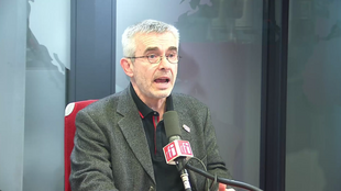 Yves Veyrier sur RFI .