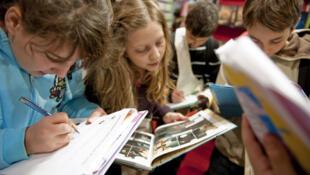 Salón del Libro y prensa infantil de Montreuil.