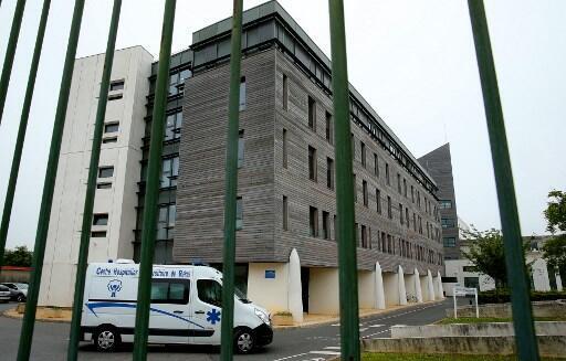 Больница «Севастополь» в Реймсе, где находится Венсан Ламбер.