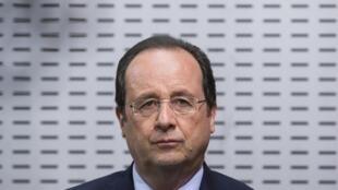 Le président François Hollande recevra dirigeants des partis politiques dès le 14 mai.