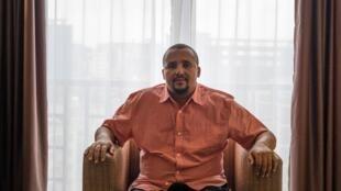 Kiongozi wa kisiasa Jawar Mohammed, Septemba 2018.
