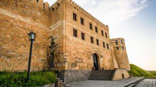Дербент, крепость Нарын-Кала