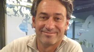Juanjo Mosalini en RFI